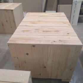Деревянные ящики - фото