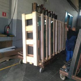 Тарагуд перевозка стекол и зеркал